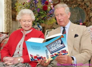 The Queen's Christmas reading!