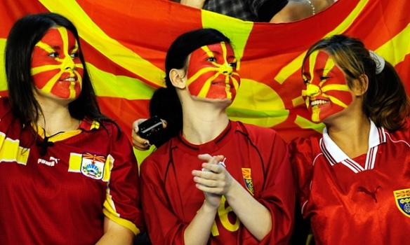 Macedonian women!