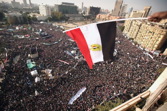 Tahrir protests
