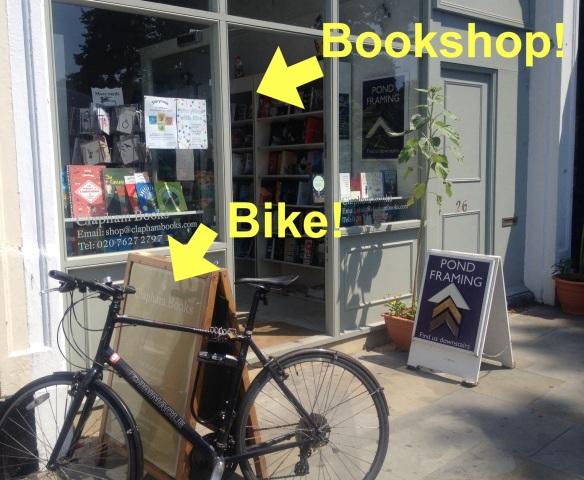 Bike and Clapham Books