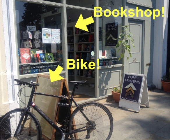 Bike and Clapham Books