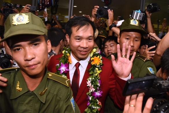 Vietnamese Hoang Xuan Vinh